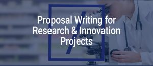 Proposal Writing for Research & Innovation Projects